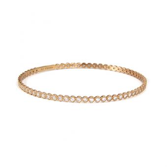 Gold & Sapphire Bracelet