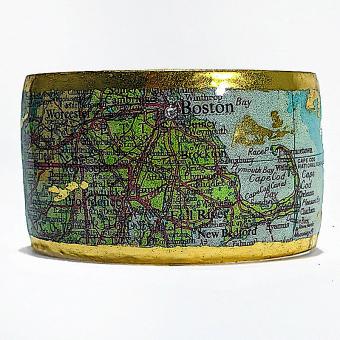 Boston Art Cuff